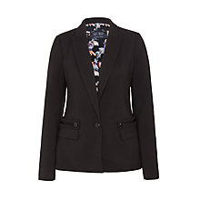 Buy Armani Jeans Suit Jacket, Black Online at johnlewis.com
