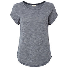 Buy White Stuff Mayer T-Shirt, Thunder Blue Online at johnlewis.com