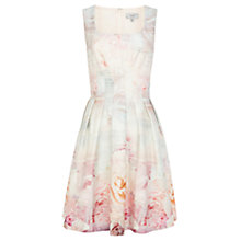 Buy Coast Almina Print Dress, Multi Online at johnlewis.com