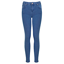 Buy Miss Selfridge Sophia Skinny Jeans, Mid Wash Denim Online at johnlewis.com