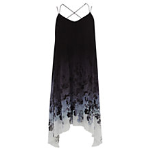Buy Coast Giovanna Pleat Dress, Multi Online at johnlewis.com
