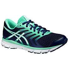 Buy Asics Gel-Xalion 3 Women's Natural Running Shoes, Indigo Online at johnlewis.com