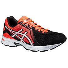 Buy Asics Gel-Impression 8 Women's Running Shoes, Black/Coral Online at johnlewis.com