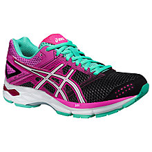 Buy Asics Gel-Phoenix 7 Women's Structured Running Shoes, Pink/Turquiose Online at johnlewis.com