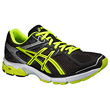 Buy Asics Gel-Innovate 6 Men's Running Shoes, Black/Yellow Online at johnlewis.com
