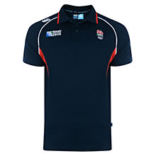 Buy Canterbury of New Zealand Rugby World Cup England Winger Polo Shirt, Navy Online at johnlewis.com