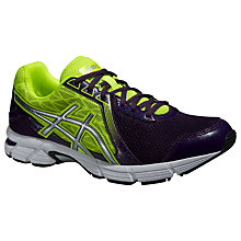 Buy Asics Gel-Impression 8 Men's Cushioning Running Shoes, Berry/Green Online at johnlewis.com