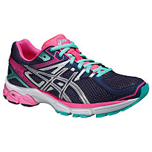 Buy Asics Gel-Innovate 6 Women's Running Shoes, Indigo/Pink Online at johnlewis.com