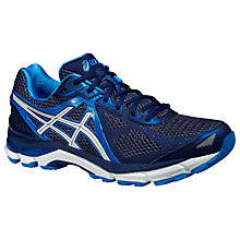 Buy Asics GT-2000 3 Men's Structured Running Shoes, Indigo Blue/White Online at johnlewis.com