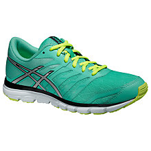 Buy Asics Gel-Zaraca 4 Women's Running Shoes, Aqua Online at johnlewis.com