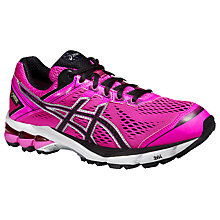 Buy Asics GT-1000 4 GT-X Women's Stuctured Running Shoes, Pink Glow Online at johnlewis.com