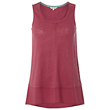 Buy White Stuff Linen Wilton Vest Top Online at johnlewis.com