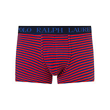 Buy Polo Ralph Lauren Fine Stripe Trunks Online at johnlewis.com