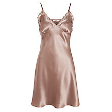 Buy John Lewis Classic Silk Chemise Online at johnlewis.com