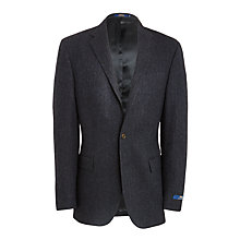Buy Polo Ralph Lauren Wool Sport Coat, Dark Blue Online at johnlewis.com