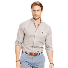 Buy Polo Ralph Lauren Slim Fit Stretch Oxford Shirt Online at johnlewis.com