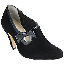Buy John Lewis Made in England Wilton Suede Shoe Boots, Black Online at johnlewis.com
