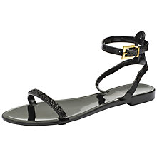 Buy Ted Baker Amorpha Ankle Strap Jelly Sandals Online at johnlewis.com