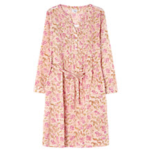 Buy East Pintuck Sharma Dress, Pale Pink Online at johnlewis.com