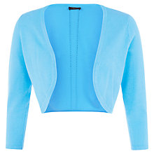 Buy Precis Petite Pointelle Shrug Online at johnlewis.com