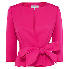 Buy Coast Vergara Jacket, Opera Rose Online at johnlewis.com