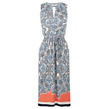 Buy Oasis Paisley Midi Dress, Multi Online at johnlewis.com