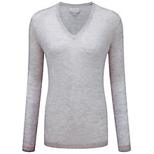 Buy Pure Collection Featherweight Cashmere Boyfriend Sweater Online at johnlewis.com