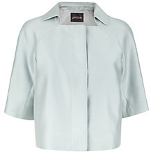 Buy Jaeger Silk Lace Jacket, High Rise Online at johnlewis.com