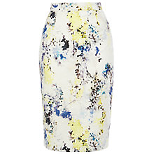 Buy Coast Connelly Printed Skirt, Multi Online at johnlewis.com