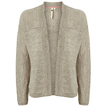 Buy White Stuff Linen Print Room Cardigan Online at johnlewis.com