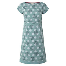 Buy White Stuff Daisy Spot Dress, Sea Kelp Green Online at johnlewis.com