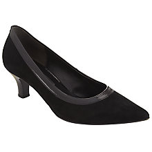 Buy Gabor Springfield Kitten Heeled Court Shoes Online at johnlewis.com