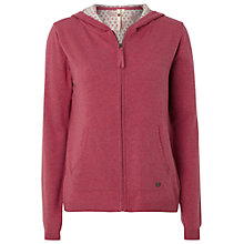 Buy White Stuff Tally Zip Hooded, Candied Melon Online at johnlewis.com