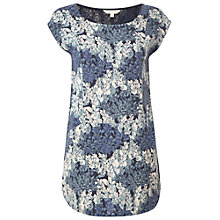 Buy White Stuff Sandy Tunic Top, Easel Grey/Multi Online at johnlewis.com