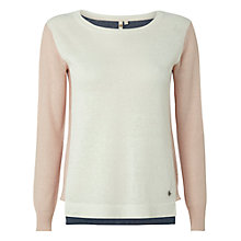 Buy White Stuff Sandston Jumper, Multi Online at johnlewis.com