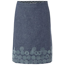 Buy White Stuff Embroidered Skirt Online at johnlewis.com