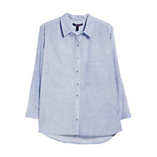 Buy Violeta by Mango Lightweight Pocket Blouse Online at johnlewis.com