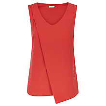 Buy Planet V-Neck Top, Chilli Online at johnlewis.com