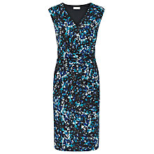 Buy Planet Jersey Print Dress, Multi Online at johnlewis.com