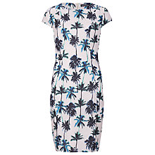 Buy Sugarhill Boutique Palm Tree Shift Dress, Multi Online at johnlewis.com