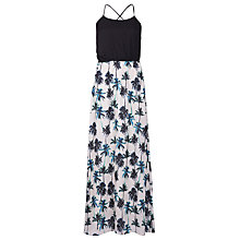 Buy Sugarhill Boutique Palm Tree Maxi Dress, Multi Online at johnlewis.com