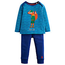 Buy Little Joule Baby's Byron Fox Outfit, Multi Online at johnlewis.com