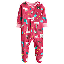 Buy Little Joule Razamataz Horse Sleepsuit, Multi Online at johnlewis.com