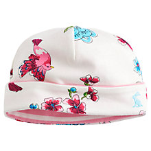 Buy Baby Joule Flower Bonnet Hat, Multi Online at johnlewis.com