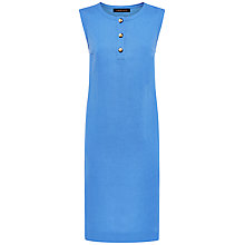 Buy Jaeger Linen Shift Dress Online at johnlewis.com