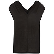 Buy Jaeger Ruched Top Online at johnlewis.com