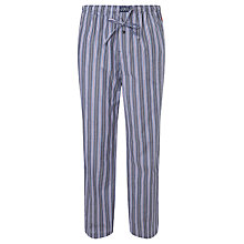 Buy Polo Ralph Lauren 50s Striped Woven Cotton Pyjama Bottoms, Multi Online at johnlewis.com