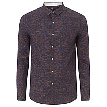 Buy Levi's Californians Floral Dress Shirt, Night Sky Online at johnlewis.com