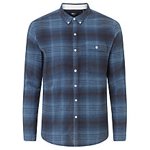 Buy Levi's California Check Shirt, Berkel Blue Online at johnlewis.com
