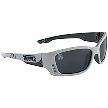 Buy John Lewis Star Wars Stormtrooper Children's Sunglasses, White Online at johnlewis.com